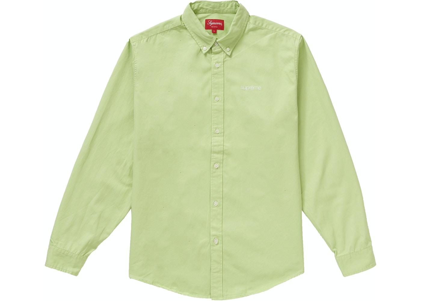 54cc24ed4ee6 Streetwear - Supreme Shirts - New Highest Bids