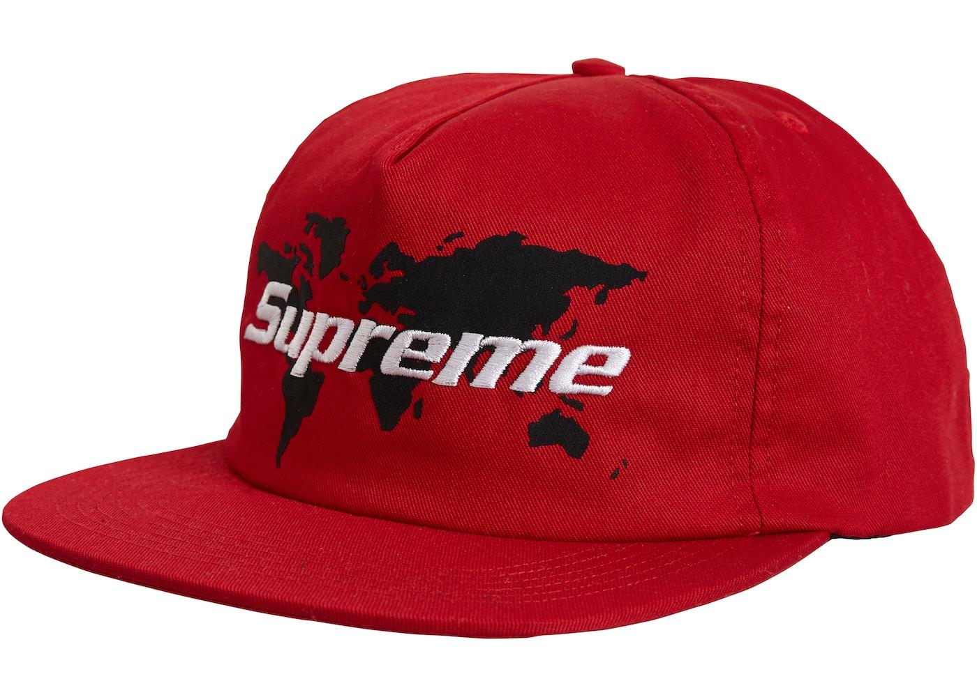 824a3b395b7 Streetwear - Supreme Headwear - Lowest Ask