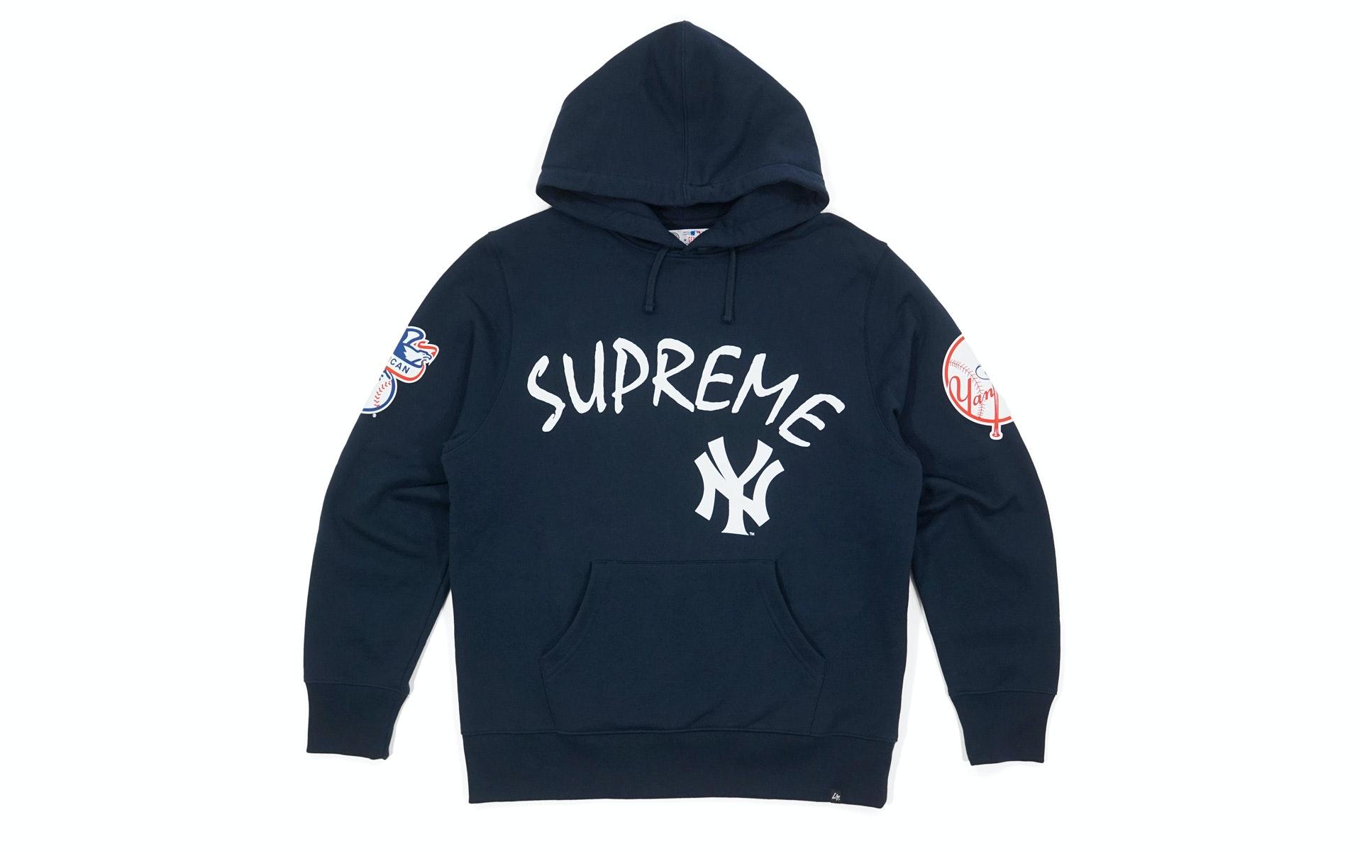 best sneakers 50463 bba12 yankees hoodie