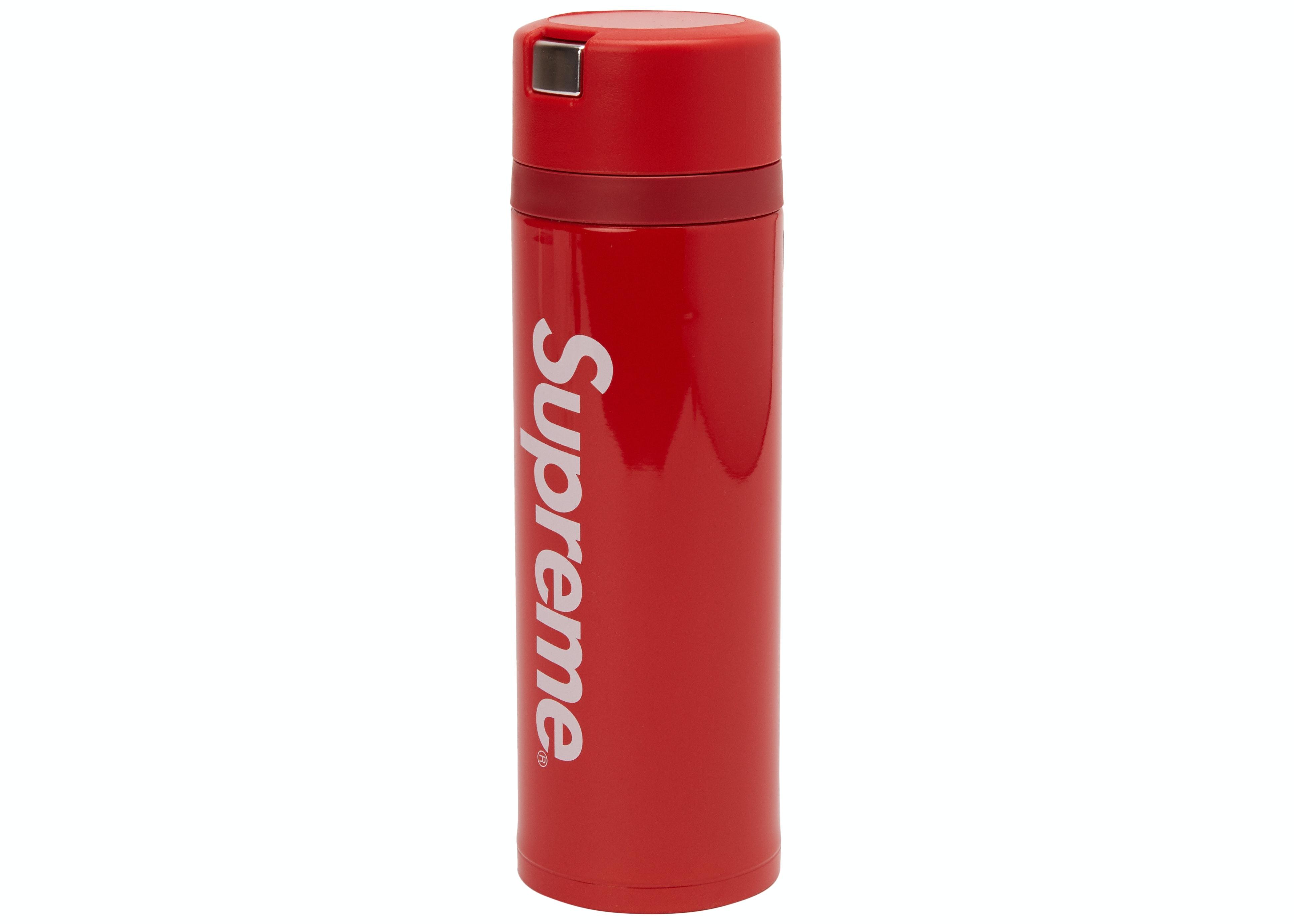 Supreme Zojirushi Stainless Steel Mug Red