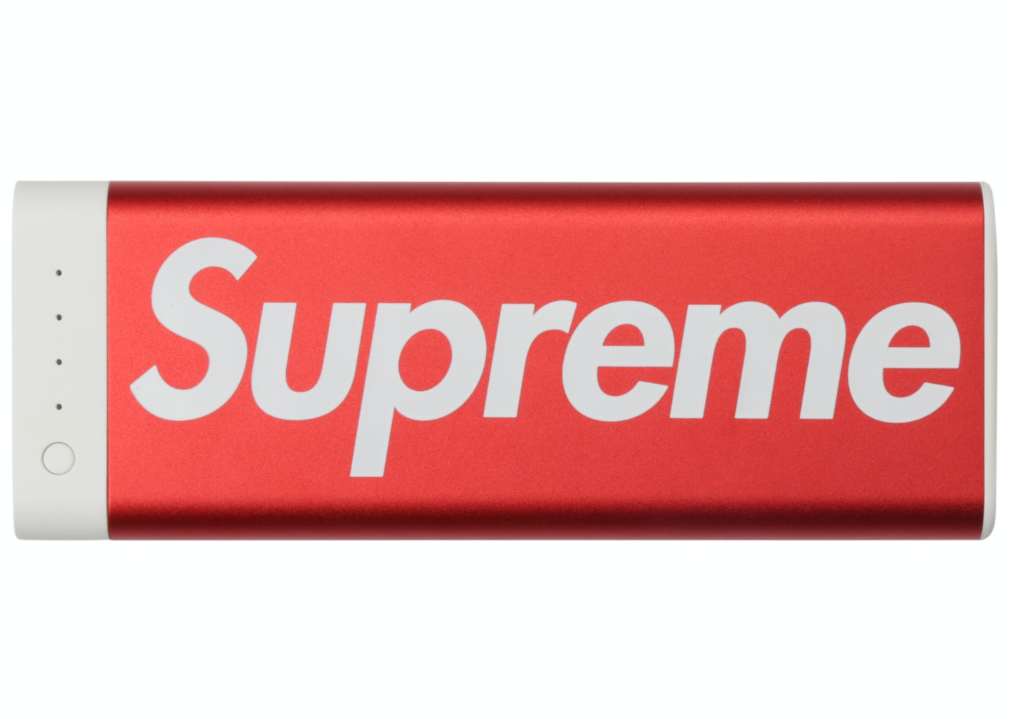Supreme mophie encore 20k Charger Red