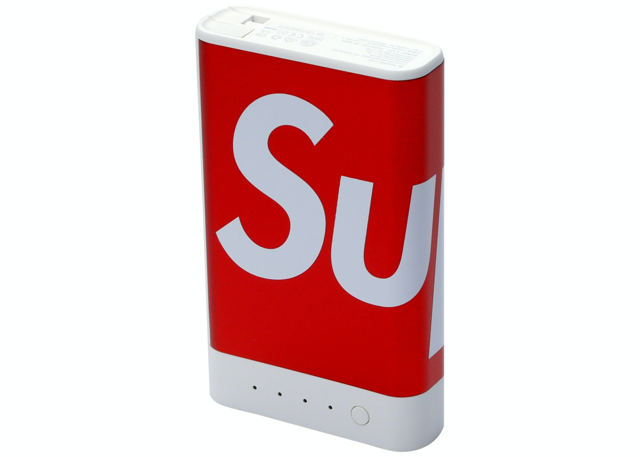 Supreme mophie encore plus 10k Red
