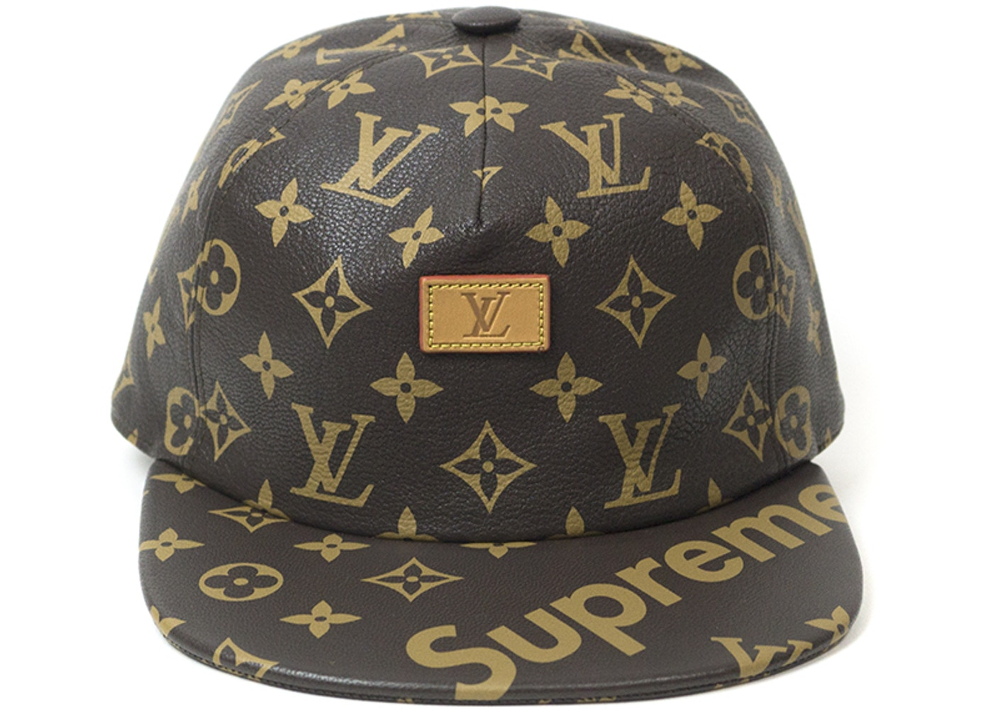 b464363d61b Sell. or Ask. View All Bids. Supreme x Louis Vuitton 5-Panel Hat Brown