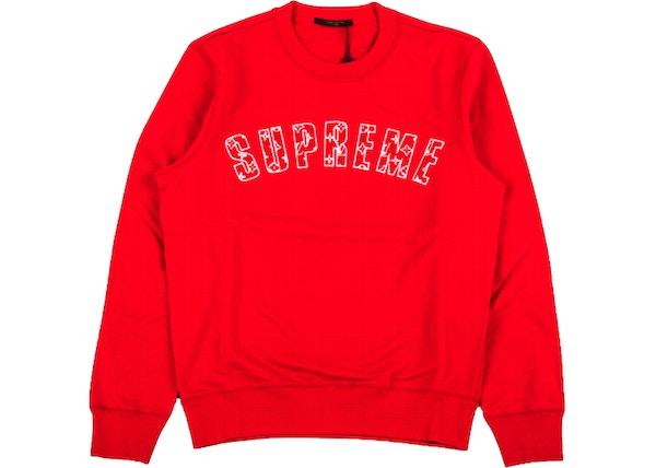 545dc77a83e3 Streetwear - Supreme Tops Sweatshirts - Last Sale