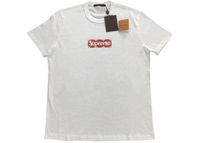 supreme shirt how much
