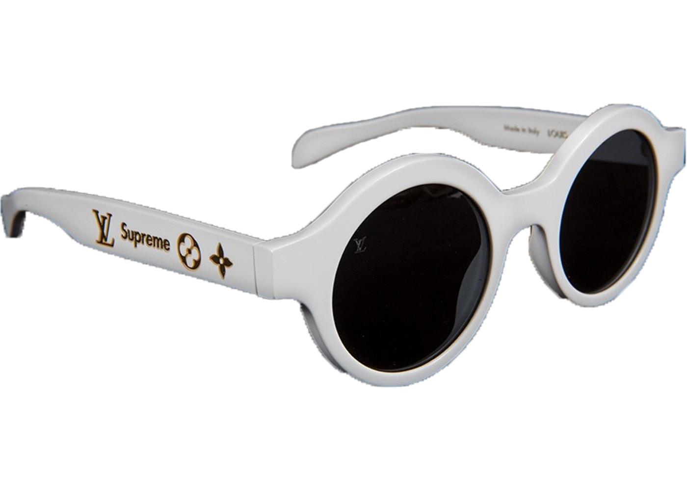e62a569297f Sell. or Ask. View All Bids. Supreme x Louis Vuitton Downtown Sunglasses  White