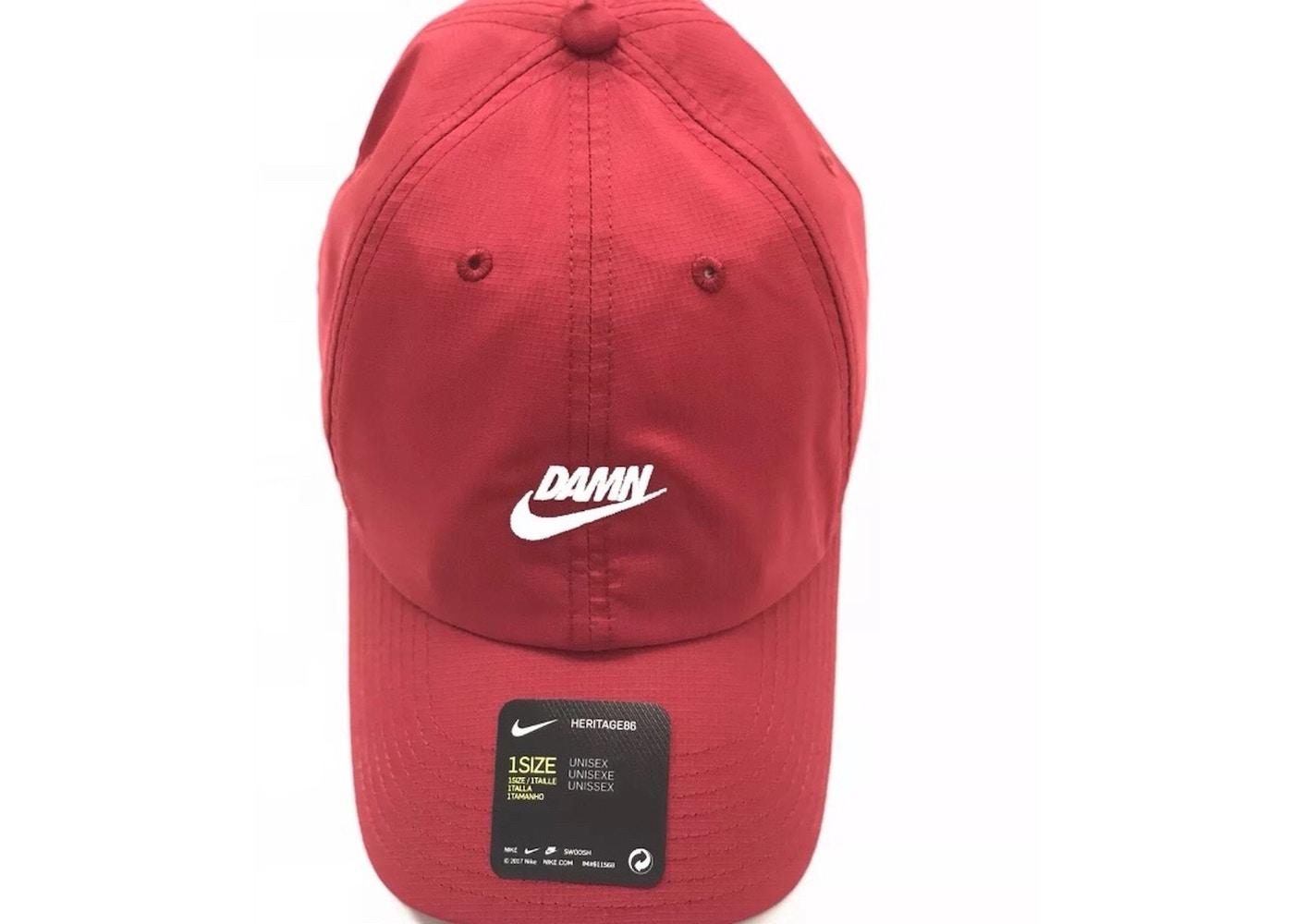 4a8879f6 TDE x Nike Swoosh Logo TDE Red - SS18