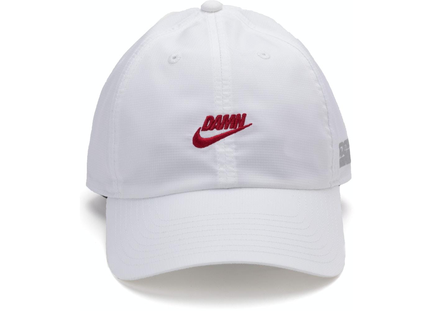 TDE x Nike Swoosh Logo TDE White - SS18 f48c4854e61