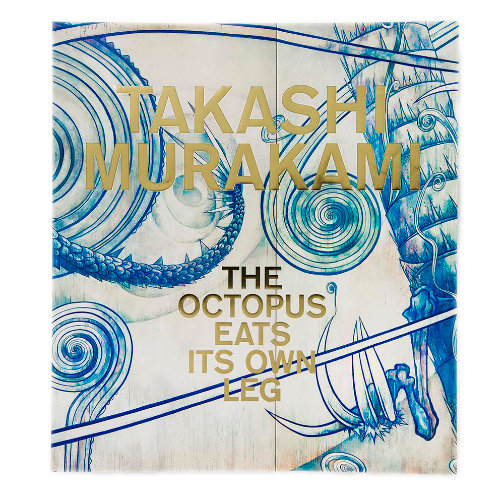 Takashi Murakami The Octopus Eats Its Own Leg Book Multi by Stock X