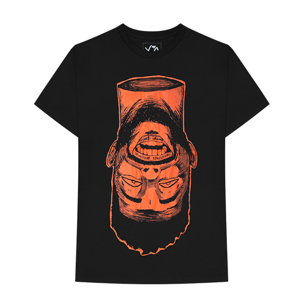 Pre-owned The Weeknd Asia Abel The Killer Tee Black