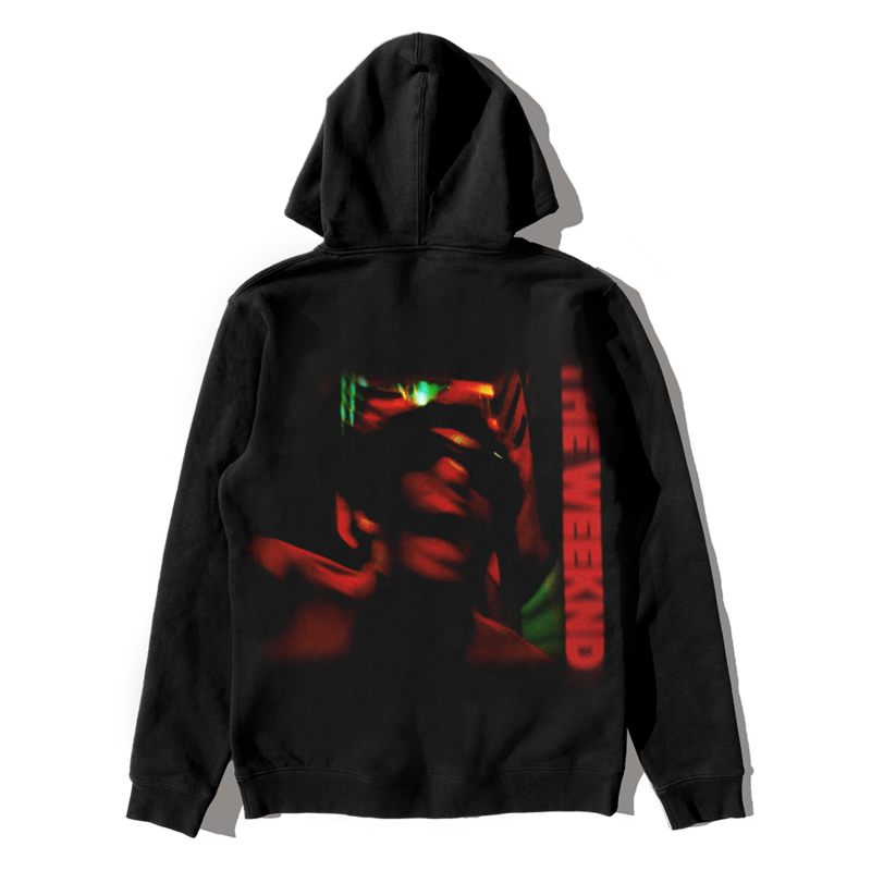 The Weeknd x Asap Rocky x Art Dealer For Awge 003 Pullover Hood Black
