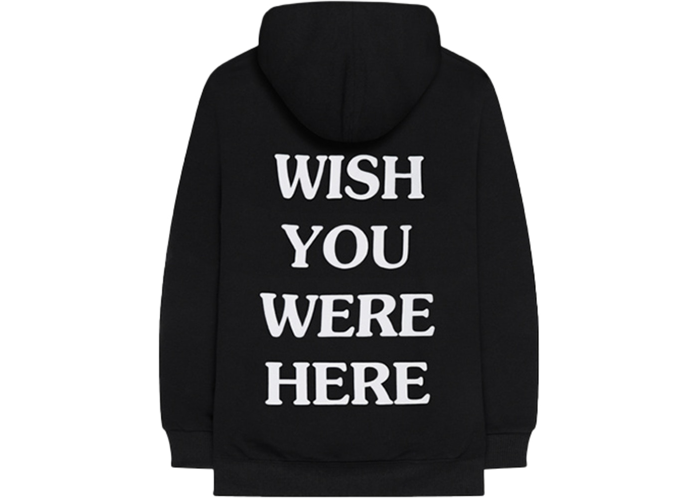 check-out eaa9c 4a8f4 Travis Scott Astroworld Logo Hoodie Black