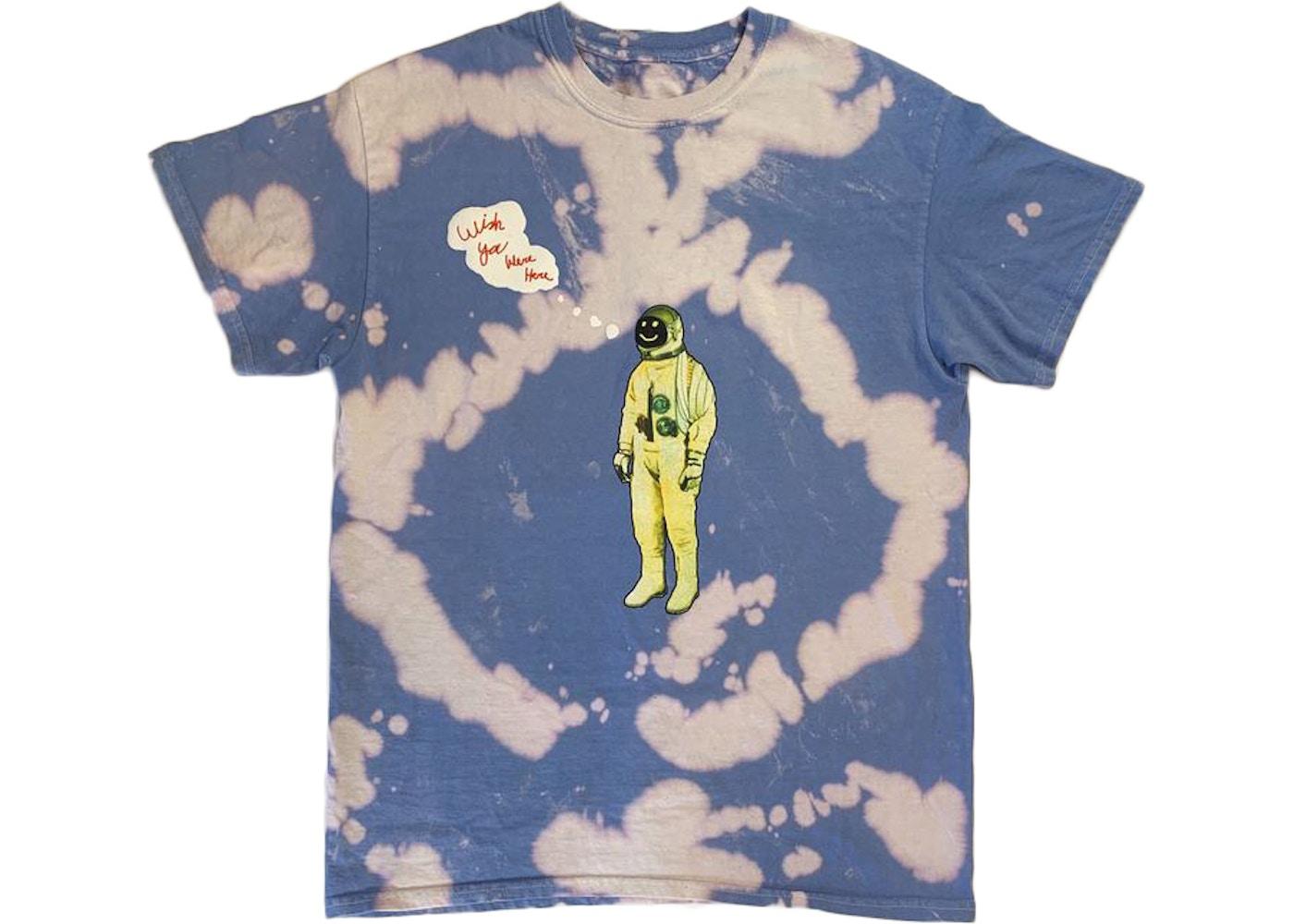 d466d6ed2d3d Travis Scott Astroworld Tour Astronaut Tee Tie Dye - SS19