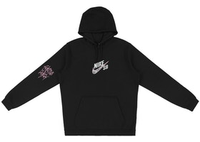 Travis Scott Cactus Jack For Nike SB Hoodie Black