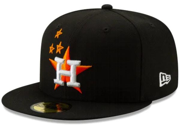 e59b21c92d18e Travis Scott x Houston Astros 59Fifty Fitted Black