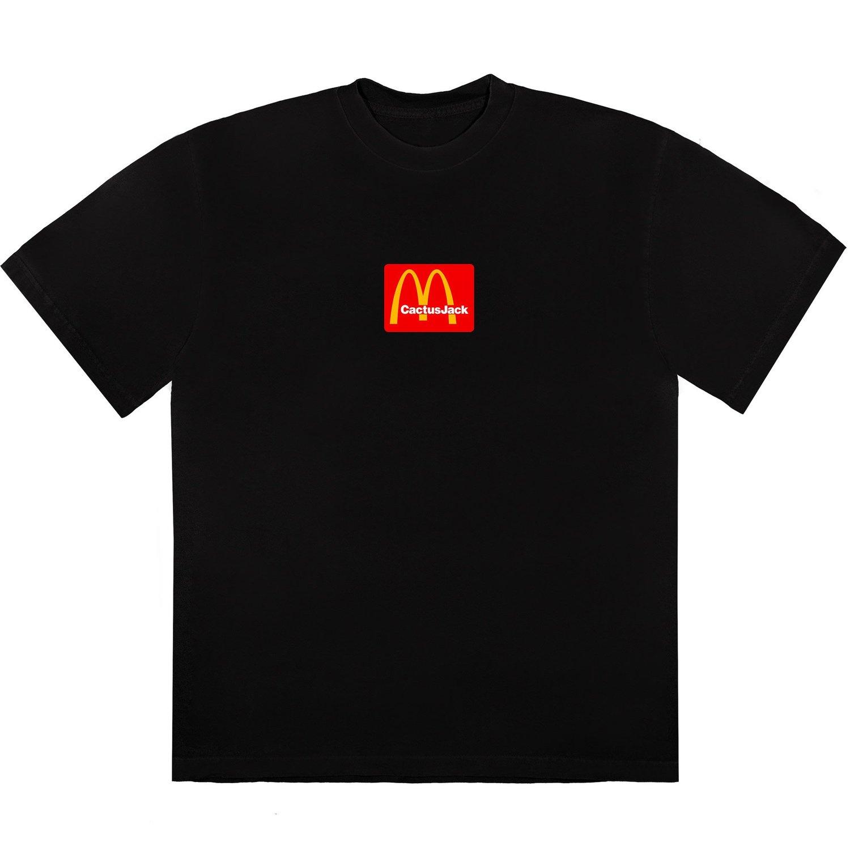 Travis Scott x McDonald's Sesame II T