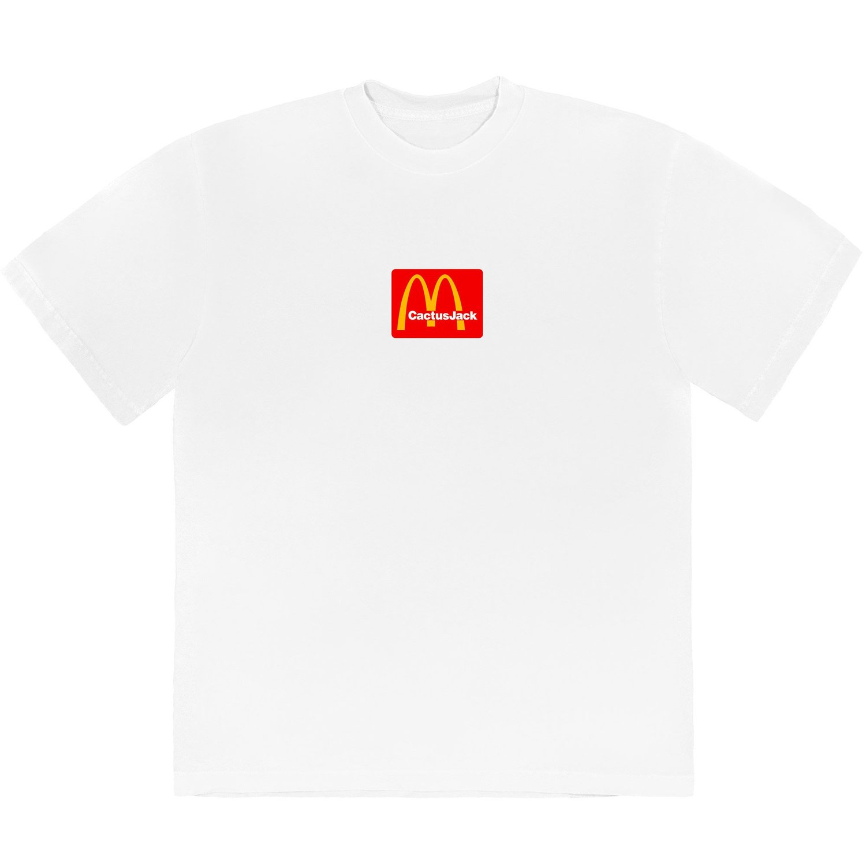 Travis Scott x McDonald's Sesame T