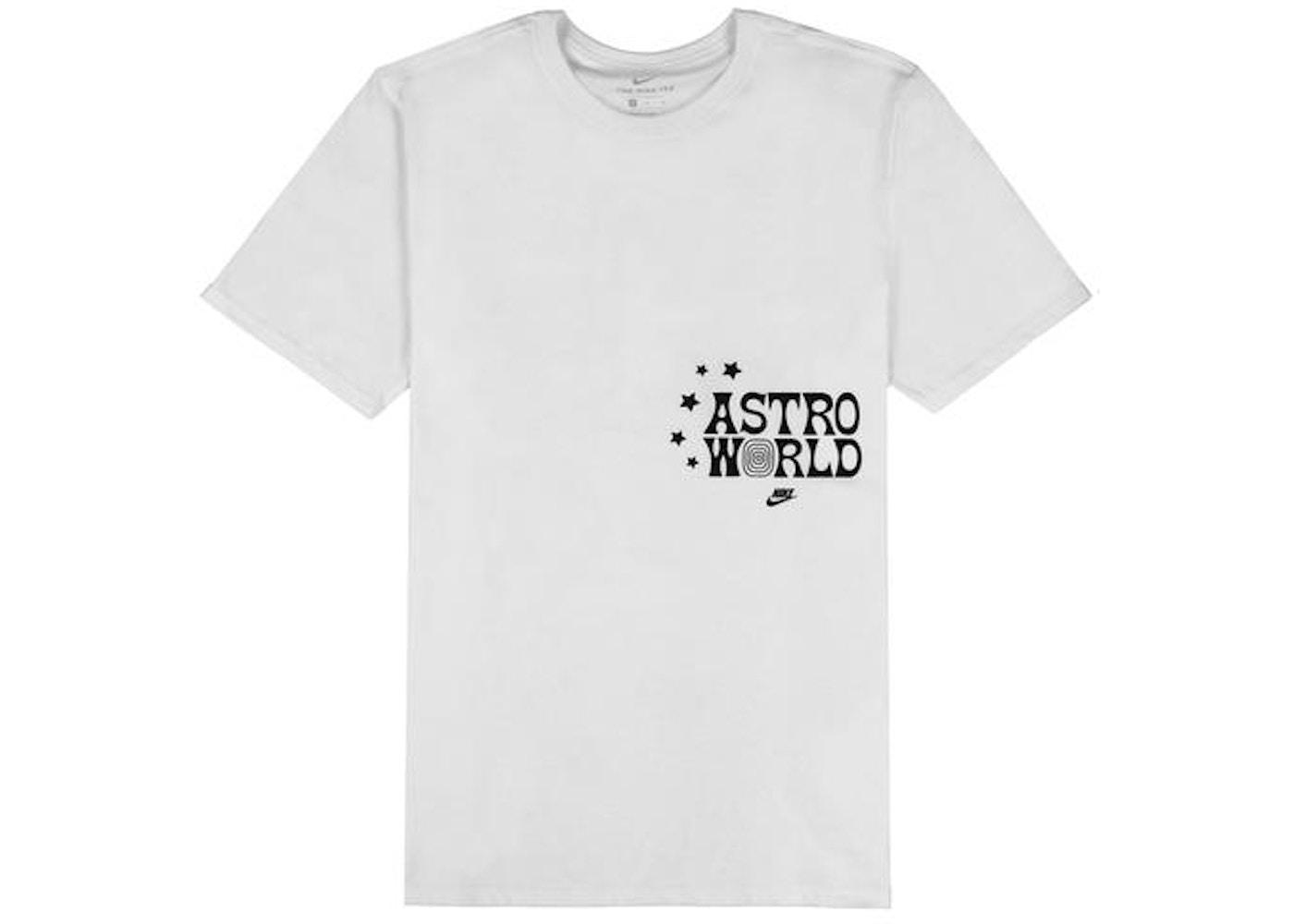 astroworld x nike tee