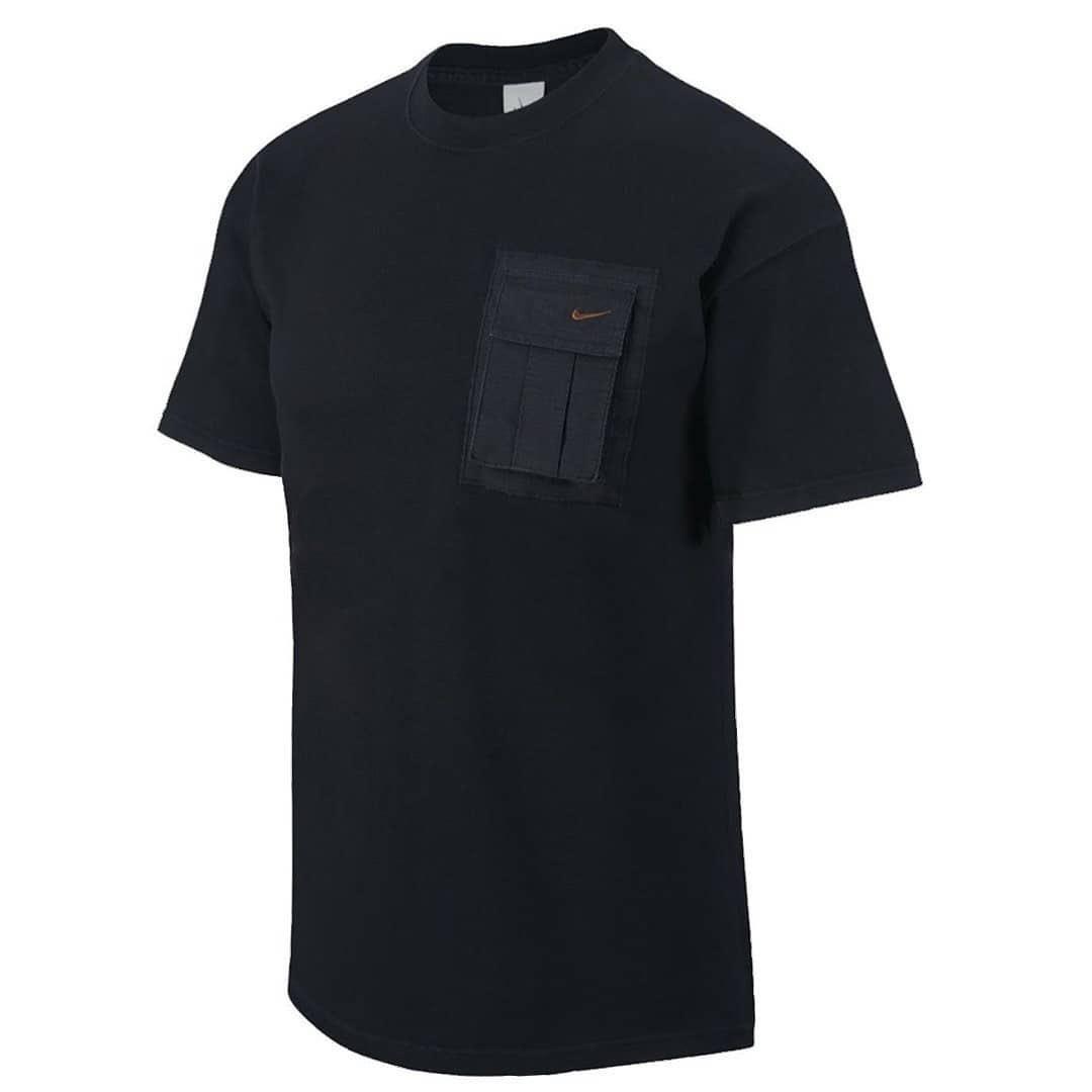 Travis Scott x Nike NRG AG Tee Black - SS20