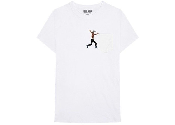 514c43e2 Travis Scott x Virgil Abloh By A Thread Tee (Cactus Jack Version) White