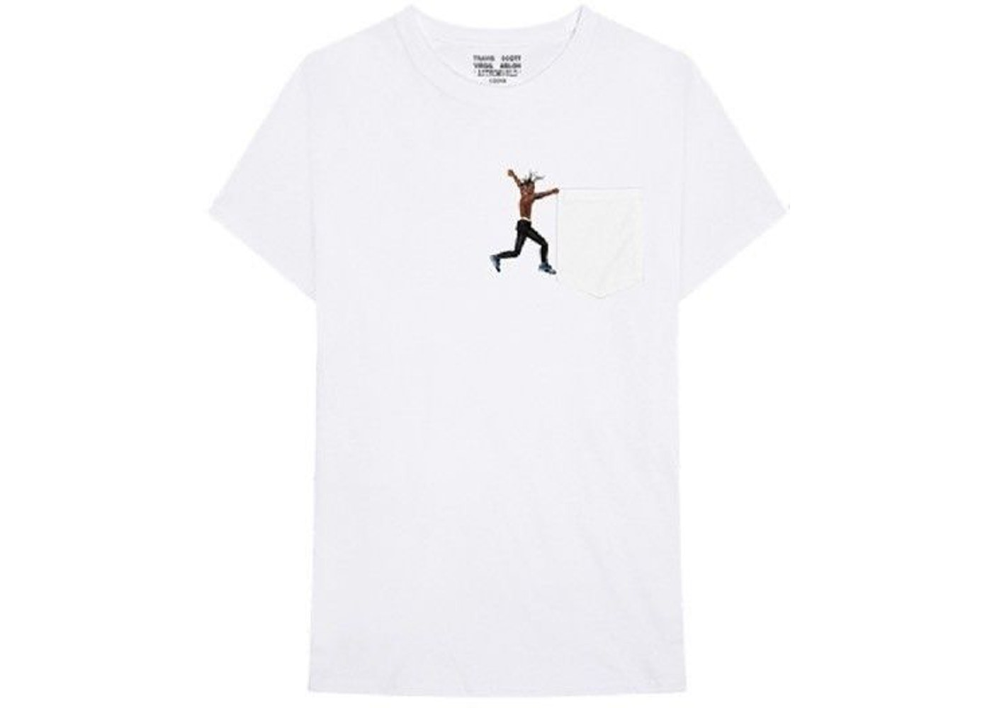 be971df2d416 Travis Scott x Virgil Abloh By A Thread Tee (Cactus Jack Version ...