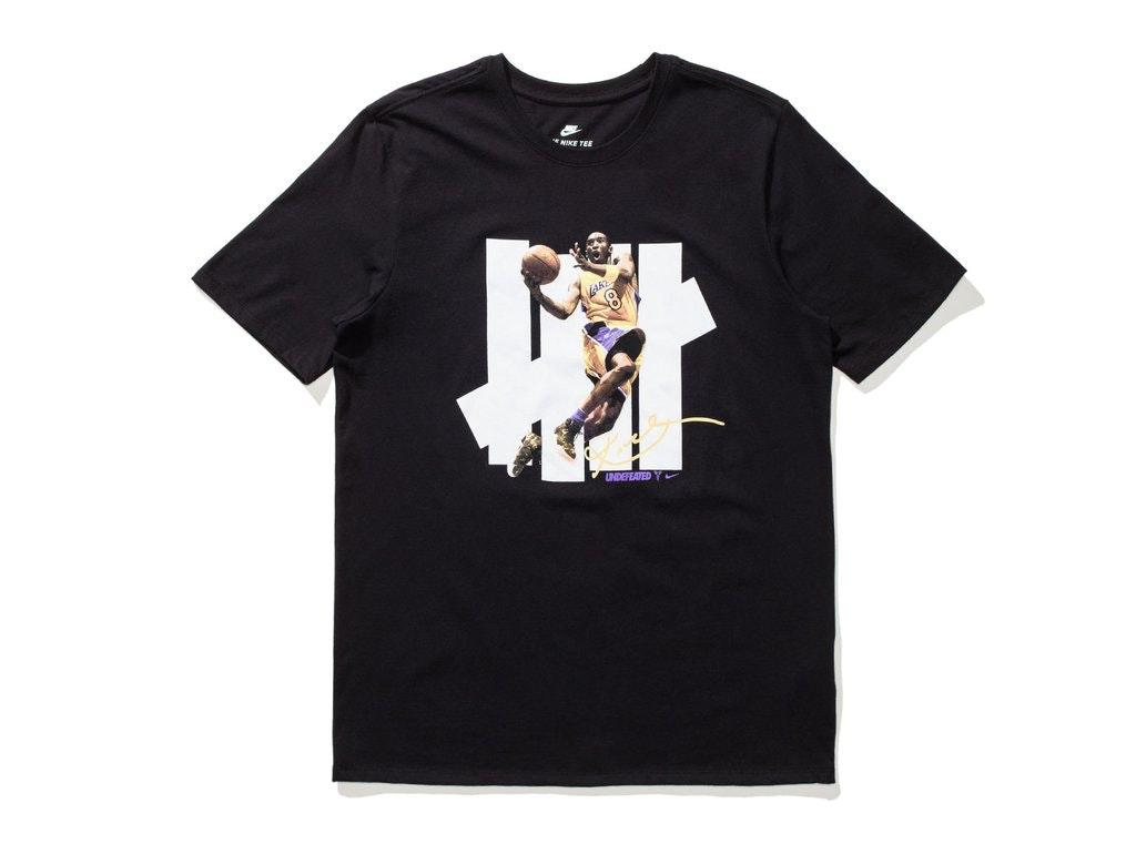 Undefeated x Nike x Kobe 5 Strike Tee Black