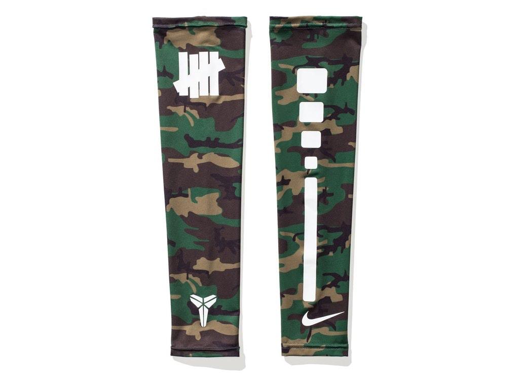 Undefeated x Nike x Kobe Elite Sleeve Camo