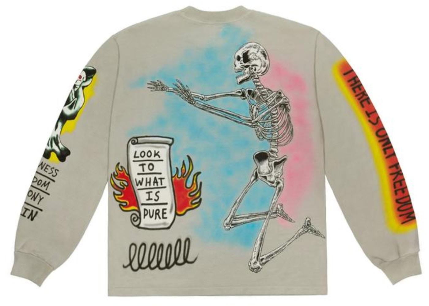 Artist Merch Kanye West - Buy & Sell Streetwear