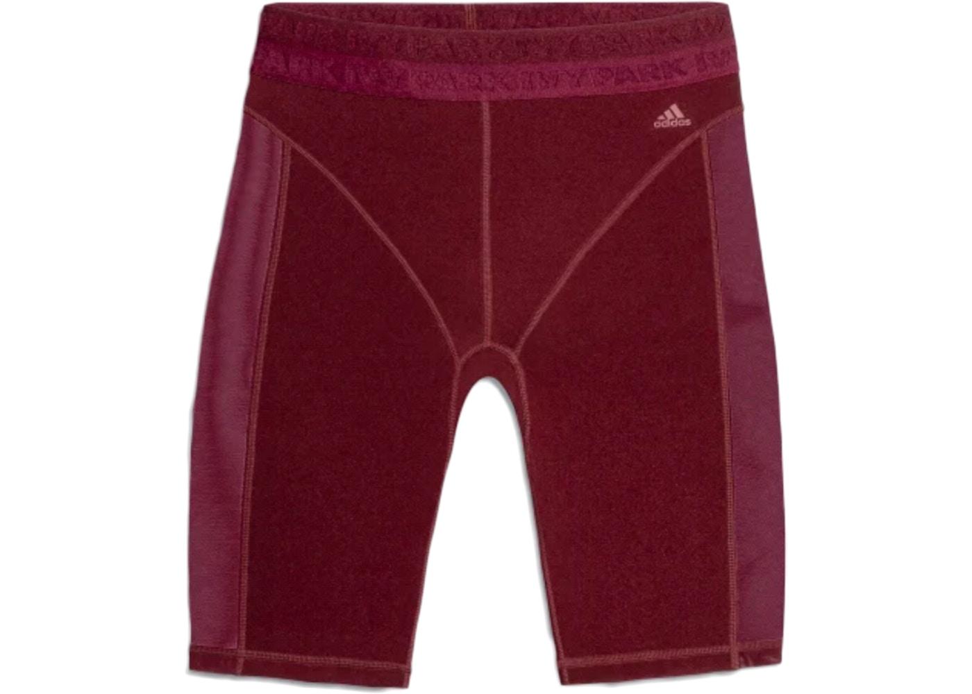 adidas shorts red
