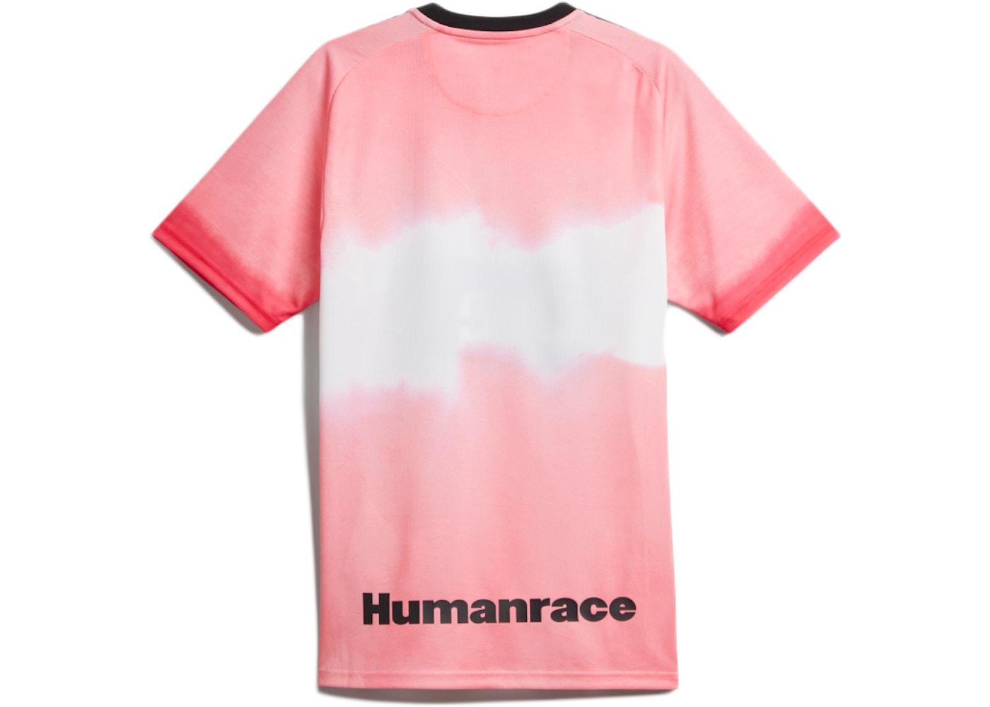 adidas juventus human race jersey glow pink black fw20 adidas juventus human race jersey glow pink black