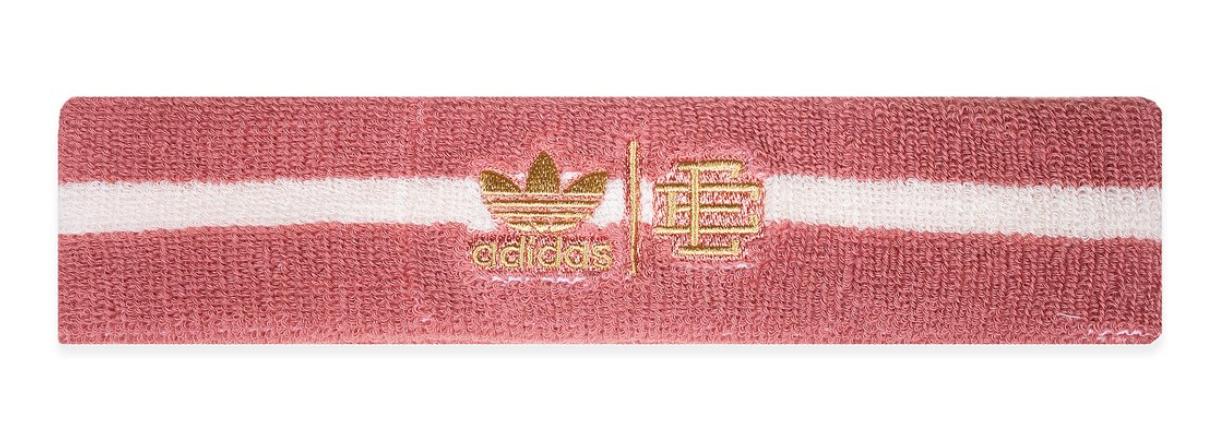 adidas x Eric Emanuel Headband Raw Pink