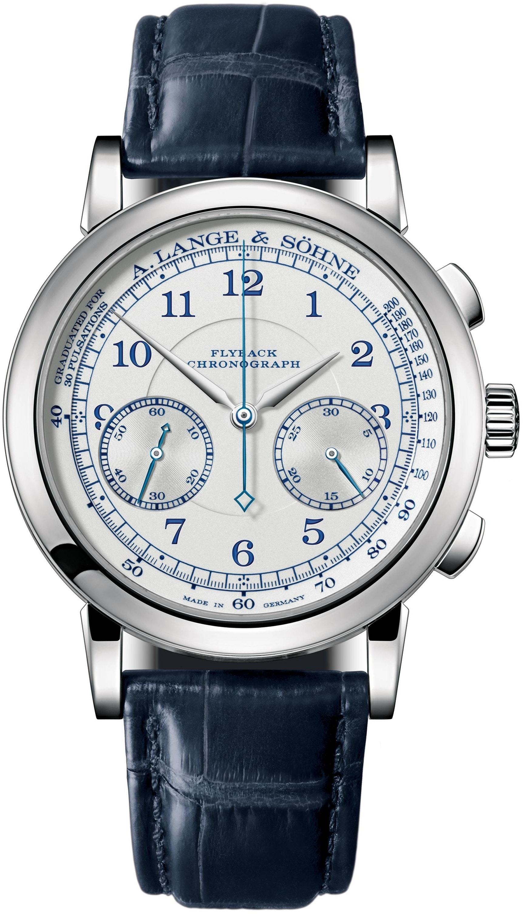 A. Lange & Sohne 1815 Chronograph Boutique Edition 414.026