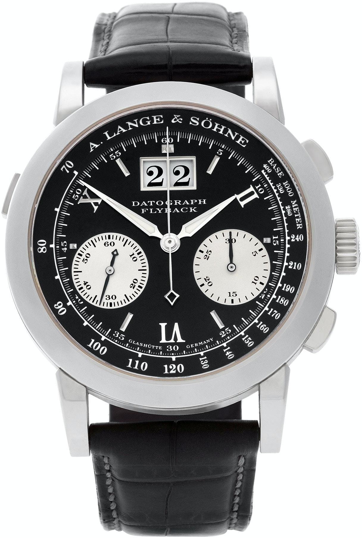 A. Lange & Sohne Datograph 403.035