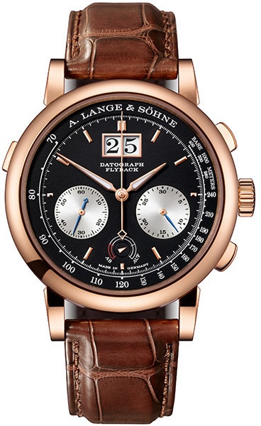 A. Lange & Sohne Datograph Up Down 405.031