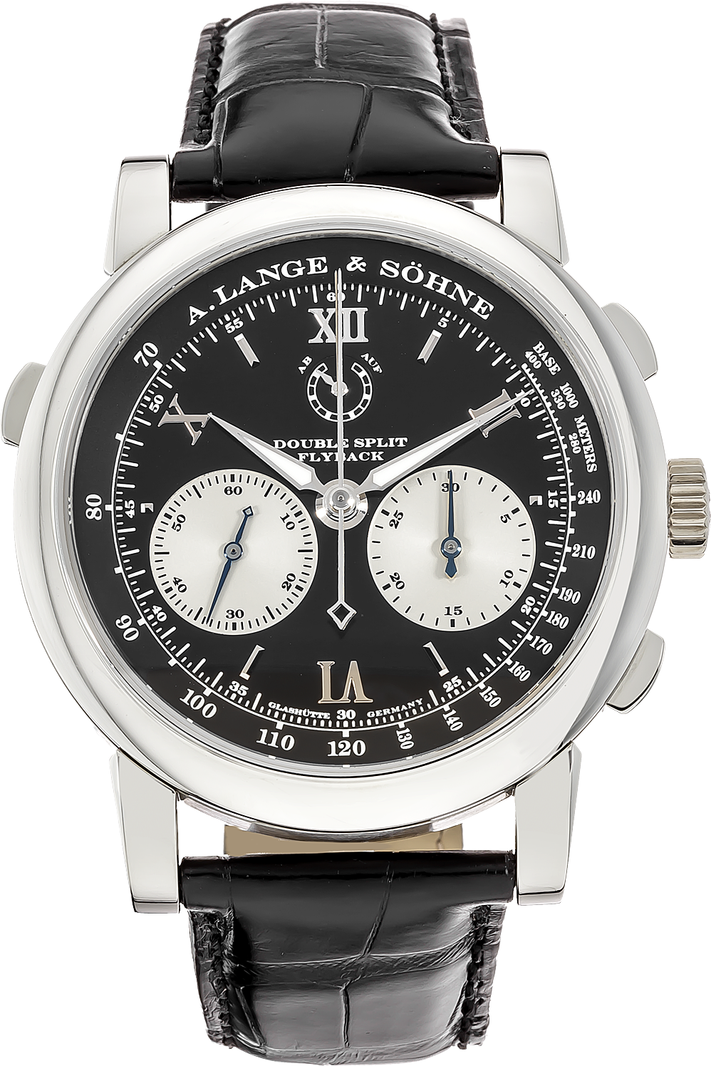 A. Lange & Sohne Double Split 404.035