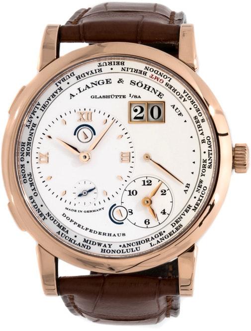 A. Lange & Sohne Lange 1 Timezone 116.032