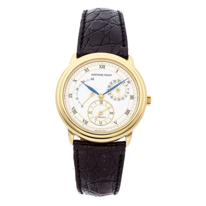 Audemars Piguet Jules Audemars Dual Time 25685BA.0.0002