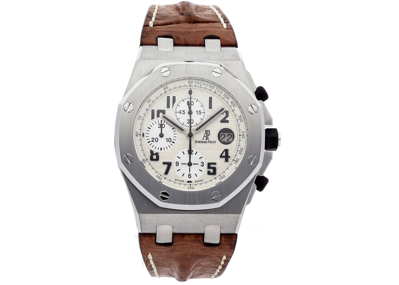 6bb607d0c43 Sell. or Ask. Box & Papers: Included. View All Bids. Audemars Piguet Royal  Oak Offshore Chronograph ...