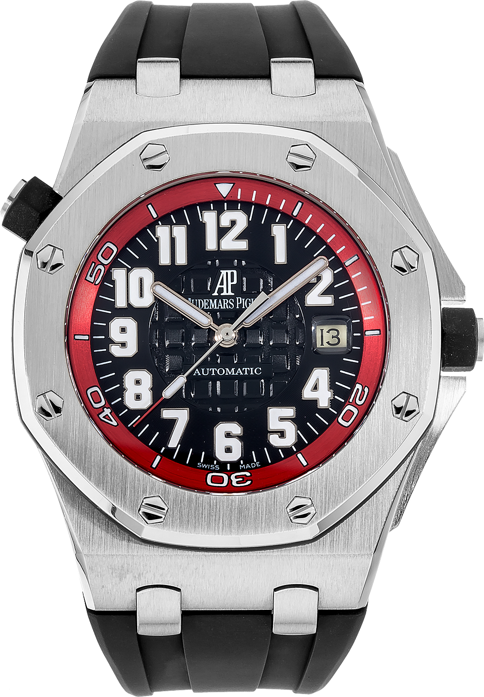 Audemars Piguet Royal Oak Offshore Red Scuba 15701ST.OO.D002CA.03