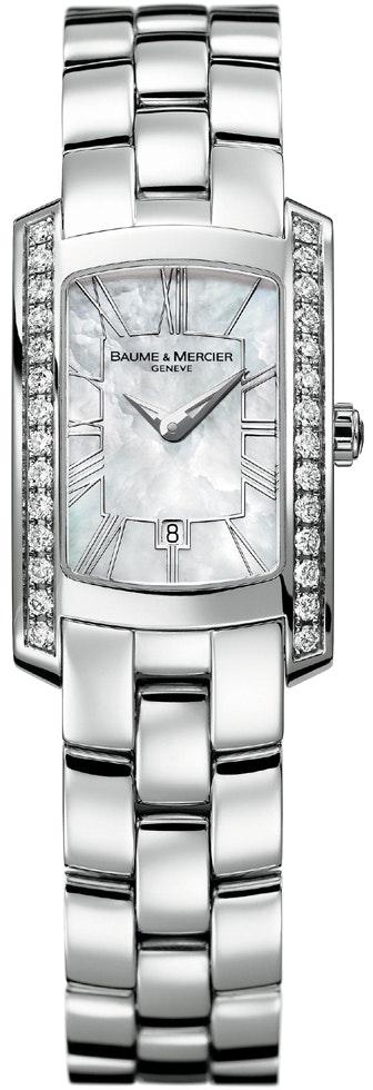 Baume & Mercier Hampton Milleis Diamond M0A08745