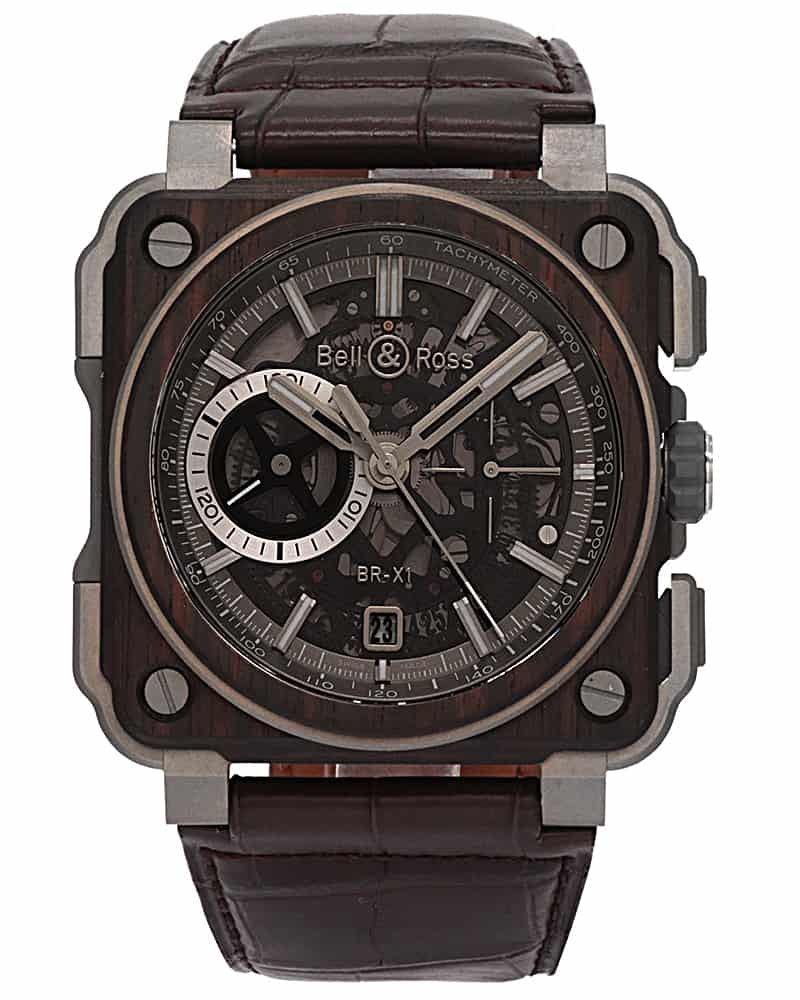 Bell & Ross BR-X1 Wood BRX1-WD-T1