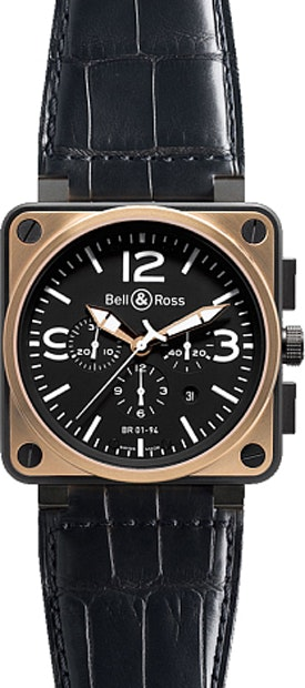 Bell and Ross Aviation BR 01-94
