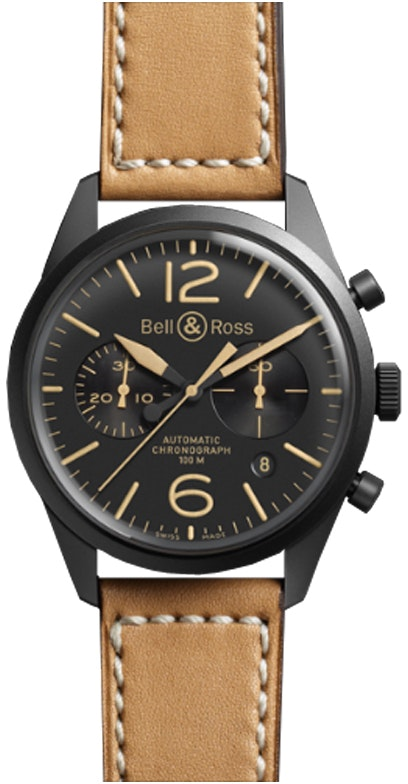 Bell and Ross Vintage BR126-HERITAGE