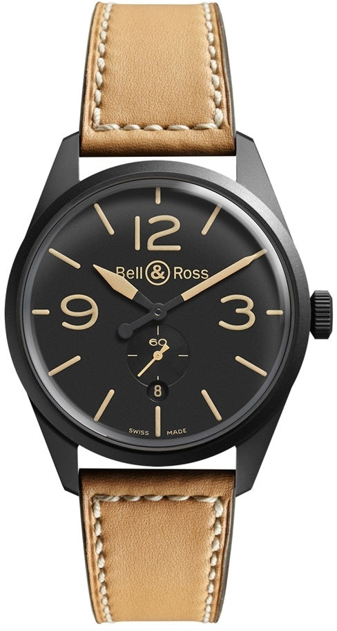 Bell and Ross Vintage BRV123-HERITAGE