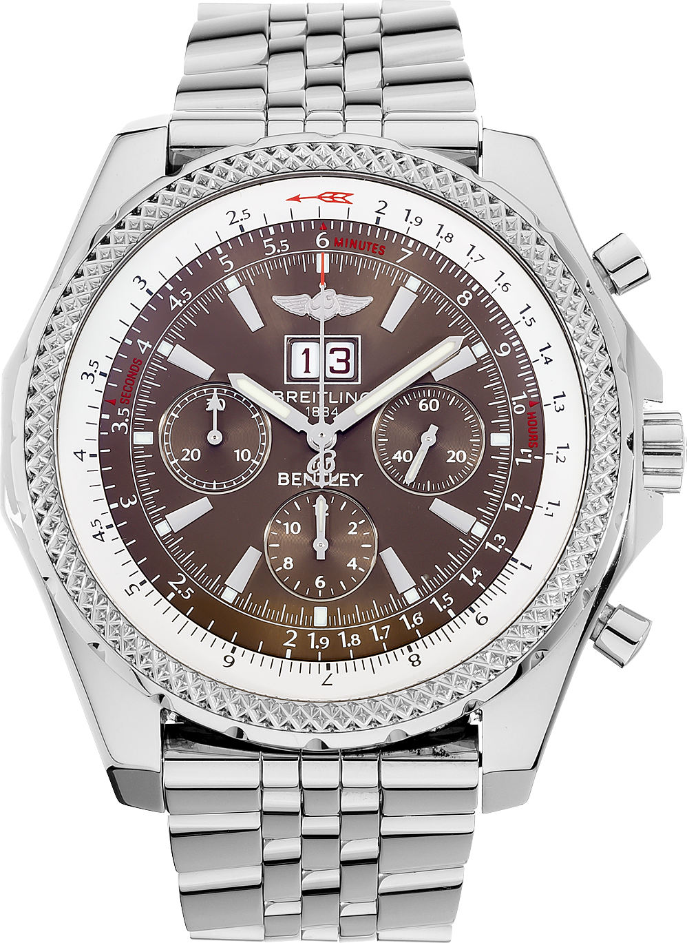 Breitling Bentley 6 75 A44362 49mm