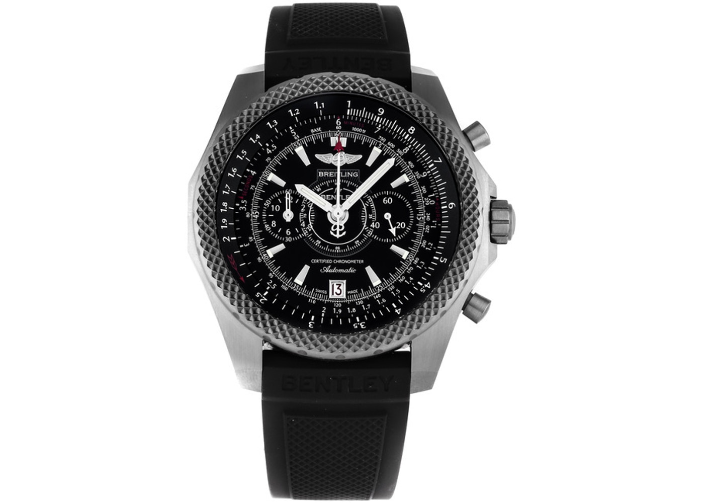Breitling For Bentley >> Breitling For Bentley Supersports Light Body Limited Edition E2736522 Bc63 220s