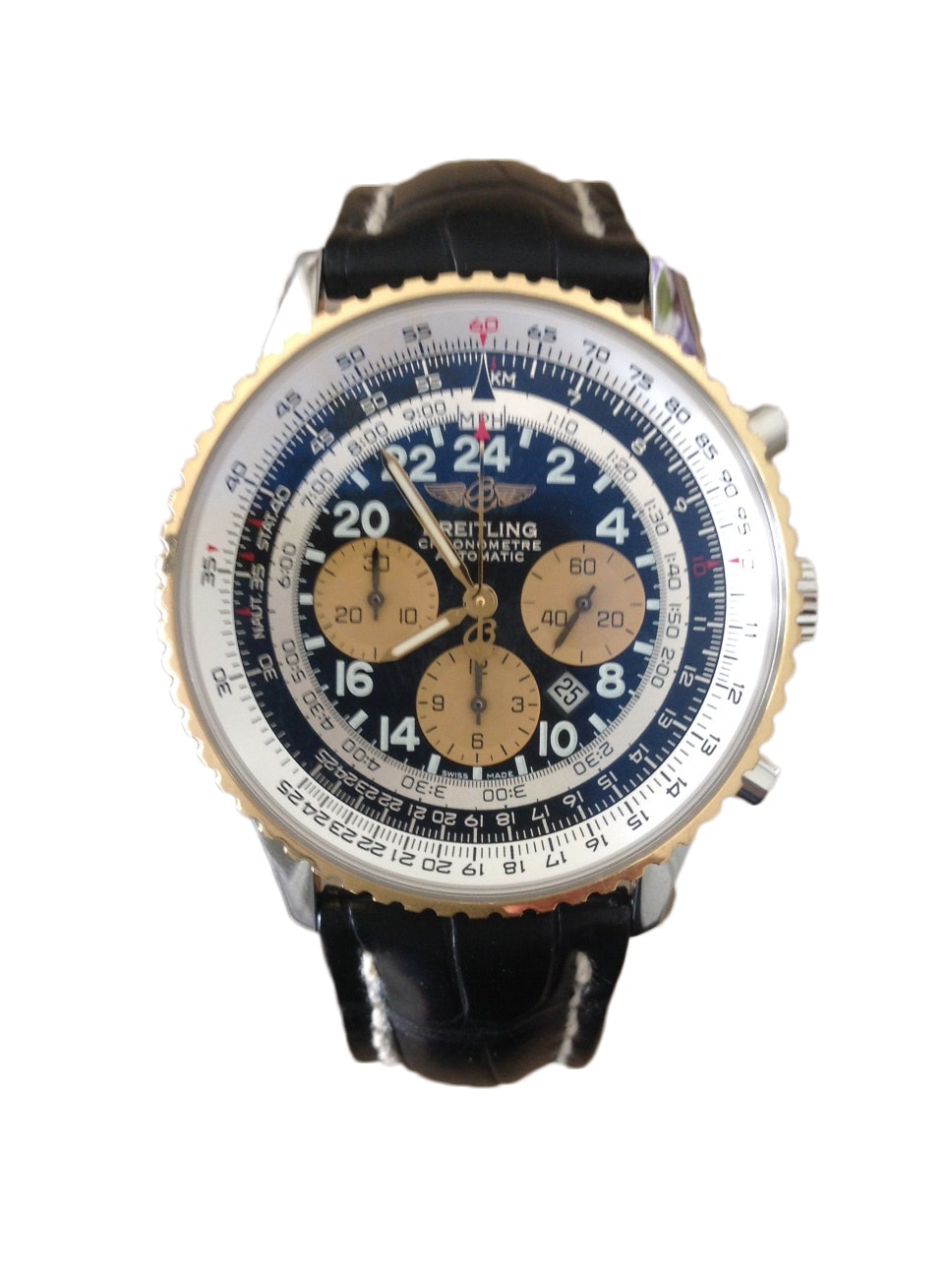 Breitling Navitimer Cosmonaute Limited Edition D22322