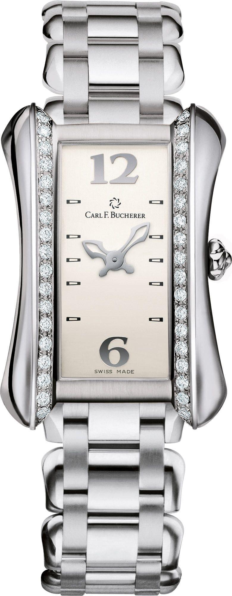 Carl F. Bucherer Alacria Queen Diamond 00.10701.08.16.31