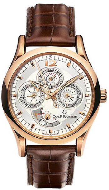 Carl F. Bucherer Manero 00.10902.03.16.01