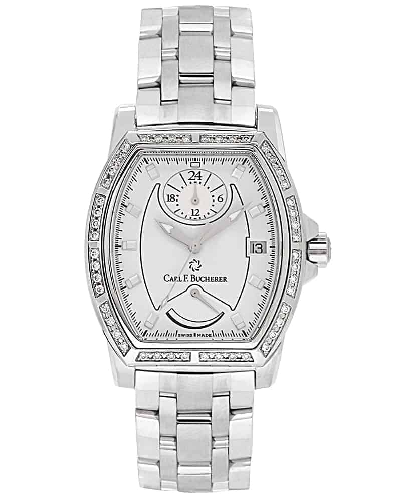 Carl F. Bucherer Patravi T-24 Diamond 00.10612.08.23.31